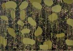 Daniel Orson Ybarra, Serie Urban Jungle - Germinations: Grass Bubbles