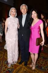 Genevieve Young, Oscar Tang, Agnes Tang