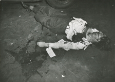 Weegee- Dead on Arrival