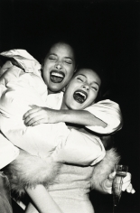 Roxanne Lowit, Christy Turlington and Kate Moss