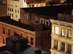 Jerome Liebling - SoHo at Night