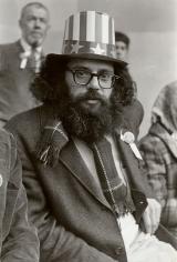 Fred W. McDarrah- Allen Ginsberg