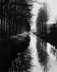 Brett Weston - Holland Canal