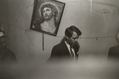 Fred W. McDarrah- Robert Kennedy in Slum Apartment