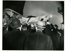 Weegee- Accident Scene