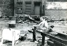 Fred W. McDarrah - Robert Rauschenberg
