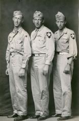 Mike Disfarmer - Curry, Willard and Theo Verser