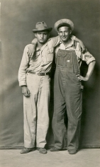 Mike Disfarmer- I.D. Stark and cousin Bill Stone