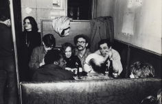 Fred W. McDarrah- Joel Oppenheimer When the Cedar Tavern Closed