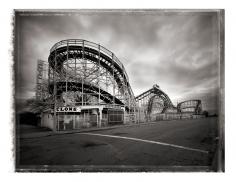 Christopher Thomas- Cyclone Roller Coaster