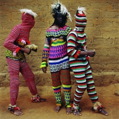 Phyllis Galembo, Ngar Ball Traditional Masquerade Dance