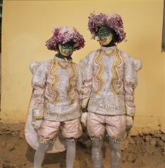 Phyllis Galembo- Two in Fancy Dress