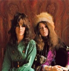im Marshall- Grace Slick & Janis Joplin