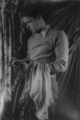 """Carl Van Vechten- Marlon Brando """"Streetcar Named Desire"""""""