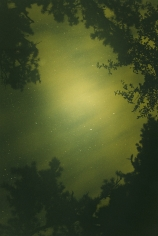 Ryan McGinley - Night Sky (Green