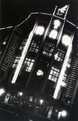Alexander Rodchenko - Building At Night