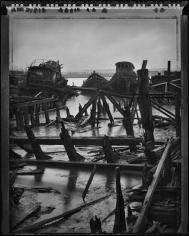 Mark Seliger- Boat Graveyard