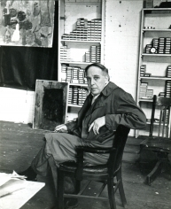 Fred W. McDarrah - Philip Guston