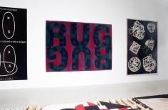 Installation shot from the Carpet Kartell
