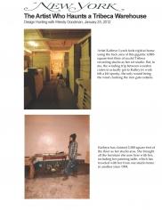 New York Magazine - 2012