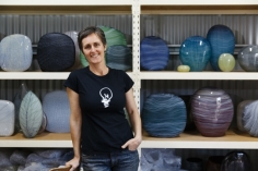 Join Us To Meet Internationally Distinguished Glass Artist Clare Belfrage