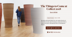 The Things to Come at Collect 2018