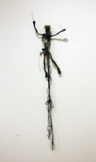 Charles Marsh, 'Black Skeleton,' c. 1990
