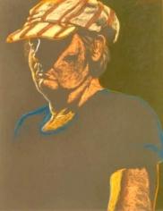 Jack Beal Self-Portrait 1972