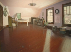 Andrew Lenaghan Studio Interior, 2009