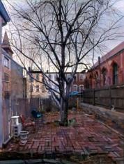 Andrew Lenaghan Backyard, 396 State Street
