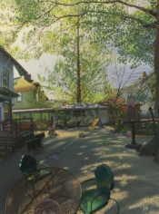 Andrew Lenaghan, 'Backyard,' 2010