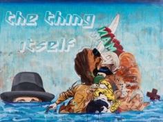 Enrique Chagoya, The Thing Itself, 2013