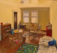 Andrew Lenaghan Sarah's Bedroom, 2003