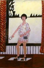 Joan Brown Mary Julia #7
