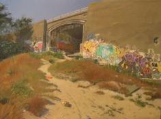 Andrew Lenaghan, 'Plum Beach Graffiti,' 2005