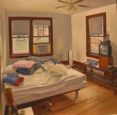 Andrew Lenaghan Our Bedroom in Daylight, 2003