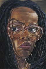Self Portrait with Glasses 1997