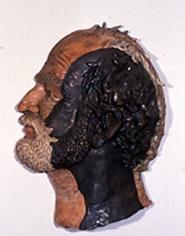 Robert Arneson Untitled (Double Profile)
