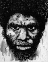 Robert Arneson: Black