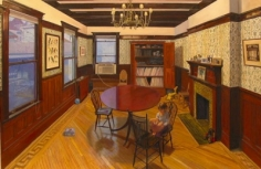 Andrew Lenaghan The Dining Room Conservation, 2002