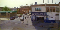 Andrew Lenaghan 21st Street Auto Repair, Long Island City, 2002