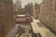 Andrew Lenaghan, 'West 36th Street from Ron's Back Window,' 2006