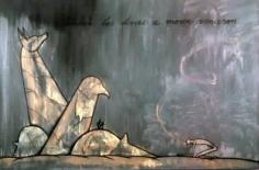 Jose Bedia ...tambien los dioses a morir vinieron