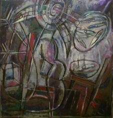 Carlos Alfonzo, Chairs and Figure