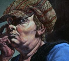 Jack Beal Envy (Self Portrait)