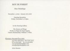 Roy De Forest