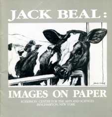 Jack Beal: Images on Paper