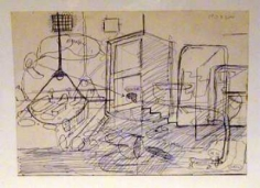 Peter Saul Untitled (Ha, Ha!), c. 1963