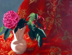Jack Beal Charles Demill's Rose