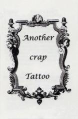 Lino Lago 'Tattoo,' 2012
